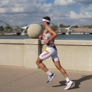 2h48min Marathon at Ironman Arizona 2012